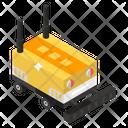 Robotic Farming Icon
