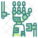 Robotic Hand Icon