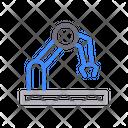 Robotic Machine Icon