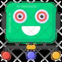Robotic Network Icon
