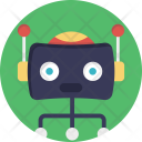 Robotic Network Icon
