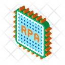 Rpa Chip Outlie Icon