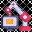 Robotic Production Icon