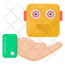 Robotic Service Icon