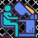 Operation Surgeon Robot Icon