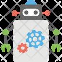 Robotic Technology Automation Icon