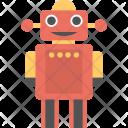 Robotic Toy Icon