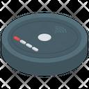 Robotic Vacuum Cleaner Vacuum Cleaner Icon