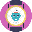 Robotic Watch Icon