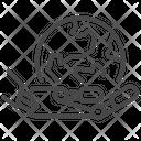 World Robot Humanoid Icon