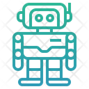 Robot Bot Assistant Icon