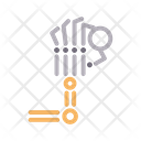 Artificial Intelligence Hardware Icon