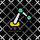 Robotics Automatic Machine Icon