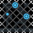 Robotics Robotic Hand Automation Icon