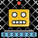 Robotics Robot Printing Icon