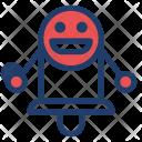 Robotics Machine Programming Icon