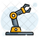 Robotics Arms Icon