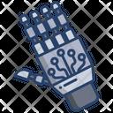 Robotics Hand Robotic Hand Robotic Arm Icon