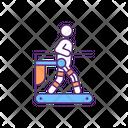 Robotic Technology Mechanical Icon