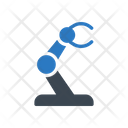 Robotics Automatic Engineering Icon