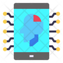 Ai Robotics Mobile Icon