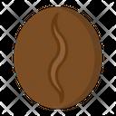 Robusta Coffee Bean Icon