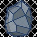 Rock Stone Diamond Icon