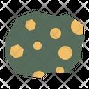 Rock Asteroid Stone Icon