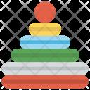 Rockstack Stacking Rings Icon