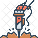 Rock Breaker Icon