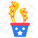 Rock Cactus Icon