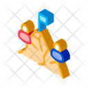 Rock Climb Battle Icon