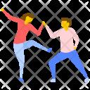 Rock-n-Roll Dance Icon