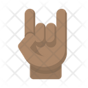 Rock on Icon