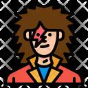Rocker Rock Rockstar Icon