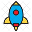 Rocket Business Management Icon