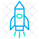 Space Rocket Spaceship Space Icon