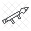 Rocket Launcher Firearm Icon