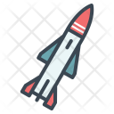Rocket Missiles Nuclear Icon