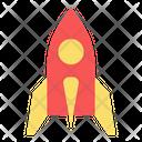 Rocket Space Rocket Space Shuttle Icon