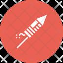 Rocket Petard Fireworks Icon