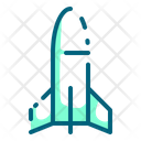 Rocket Lauch Missile Icon