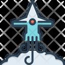 Air Wind Atmosphere Icon