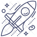 Interstellar Spaceship Techonology Icon