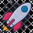 Mrocket Rocket Aircraft Icon