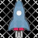 Planet Rocket Shuttle Icon