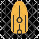 Rocket Spaceship Space Icon
