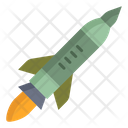Xrocket Space Craft Missile Icon