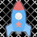 Rocket Toys Toy Icon