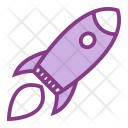 Rocket Launch Seo Icon